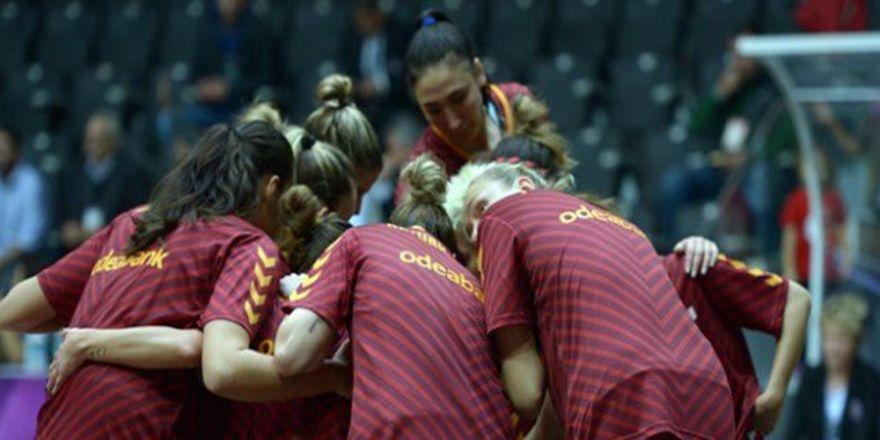 Galatasaray Rusya'da 57 Sayı Fark Yedi
