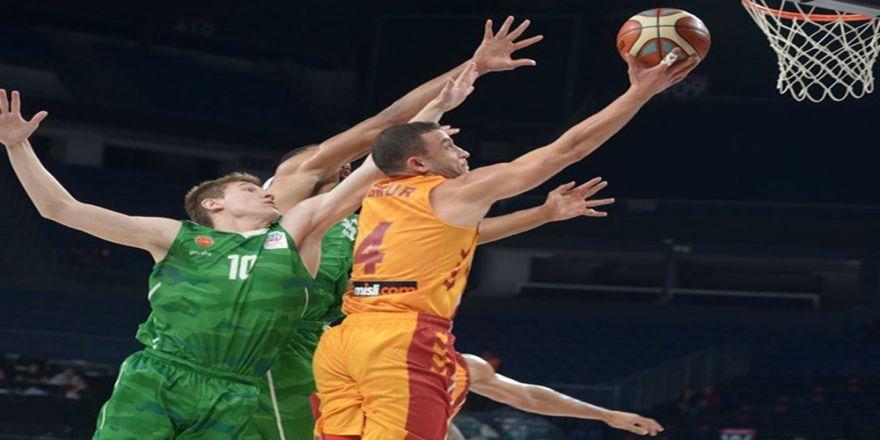Galatasaray Odeabank, Yeşilgiresun Belediyespor'u Yendi