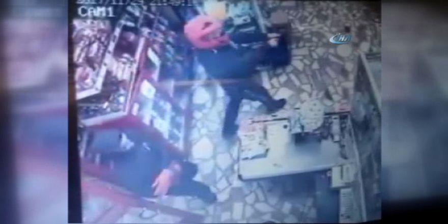 Polisle Çatışan Firari Soyguncu Yakalandı