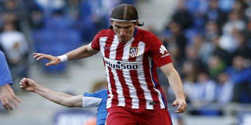 Filipe Luis, Galatasaray ile prensipte anlaştı