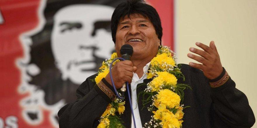 Bolivya'da Morales kararı