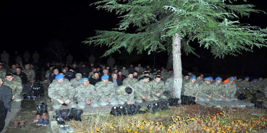Mehmetçik, Suriye'ye dualarla uğurlandı