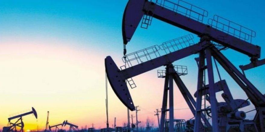 Petrolün varili 62,75 dolar
