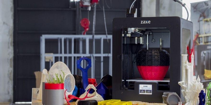 Yerli 3D yazıcı