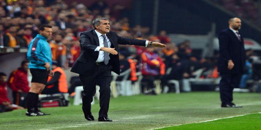 Şenol Güneş'in Galatasaray karnesi