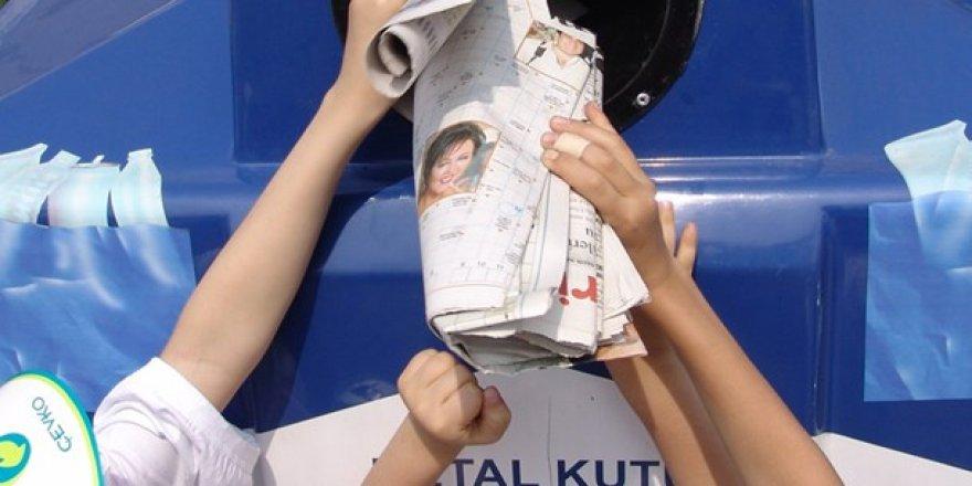 Sakarya'da 400 bin ton atık toplandı