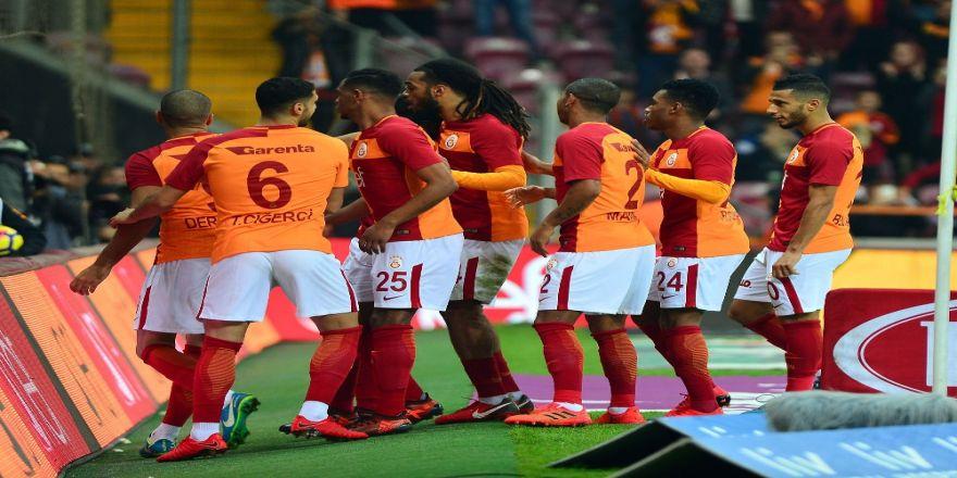 Galatasaray'da 8 isimin ilk Beşiktaş maçı