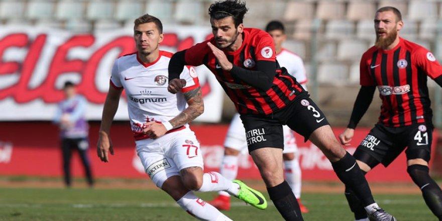 Antalyaspor zorlanmadı!