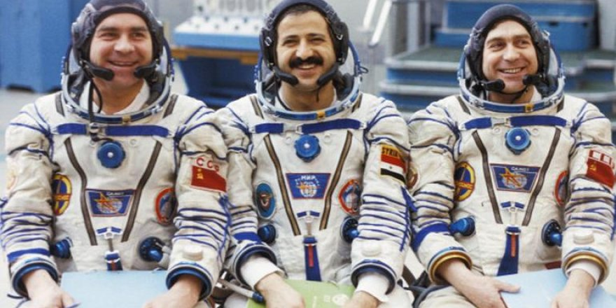 Kozmonot Muhammed Faris, Uzay Ve Teknoloji Merkezi'ni Gezdi
