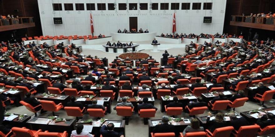 Ysk'nın Teşkilat Yapısına İlişkin Kanun Teklifi Kabul Edildi