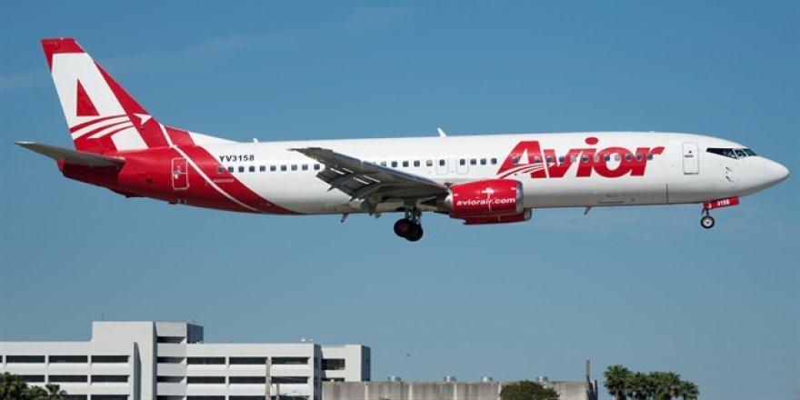 AB'den Venezuela hava yolu şirketine uçuş yasağı