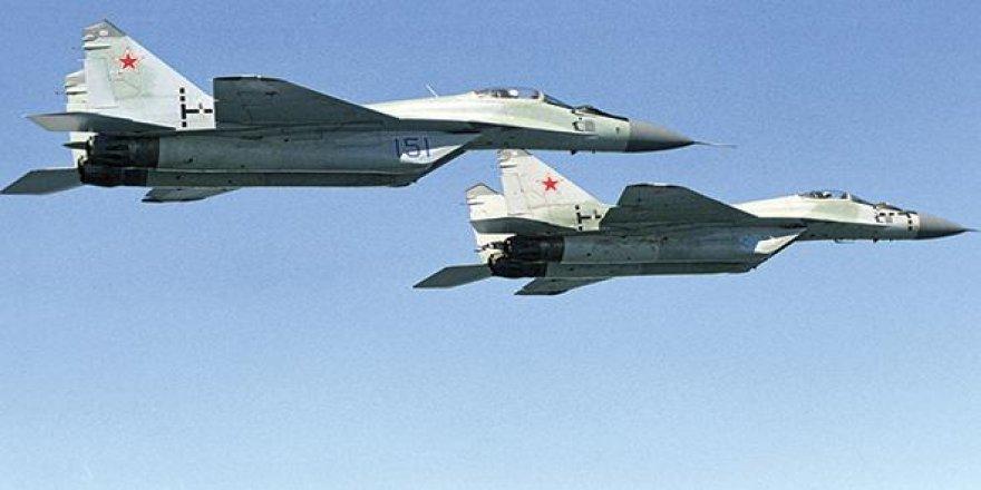 Rus savaş uçakları Mısır üslerini kullanacak