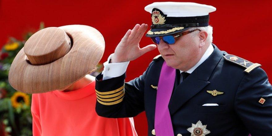 Belçika Prensi ödeneği kesilince 'insan hakları' dedi