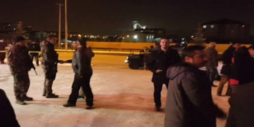 Erzurum'da Bomba Paniği