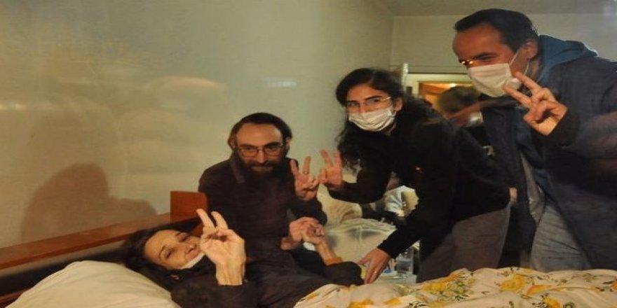 Nuriye Gülmen tahliye edildi