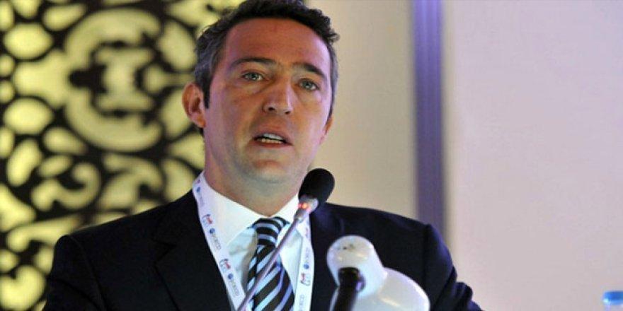 Ali Koç, Fenerbahçe'deki ilk hedefini açıkladı