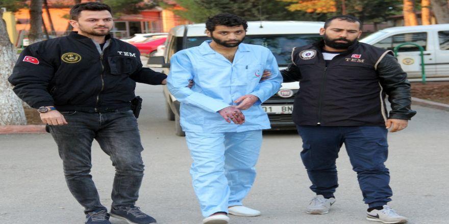 Suriye'de Bomba Patlatan Deaş'lılar Türkiye'de Yakalandı