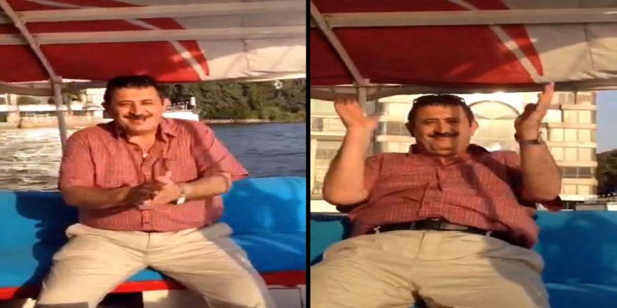 Gri Listedeki Fetö'cüler Teknede Eğlenirken Görüntülendi