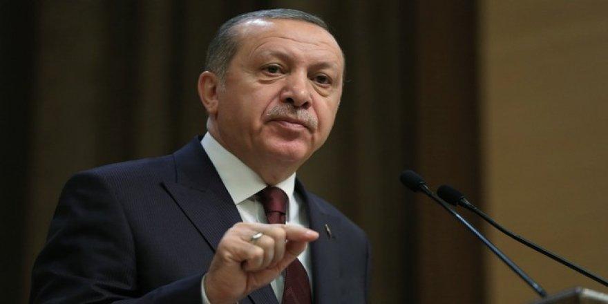 Erdoğan'dan Türkiye'yi sallayan belge iddialarına açıklama