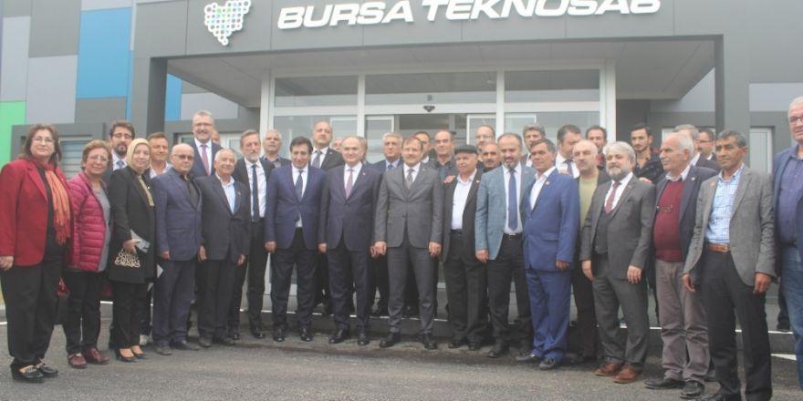 Teknosab'da İlk Fabrika Bir Yıl Sonra