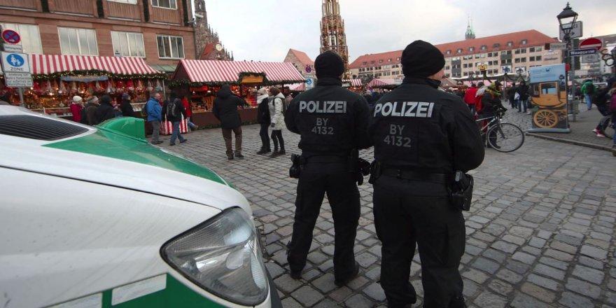 Almanya'da panik