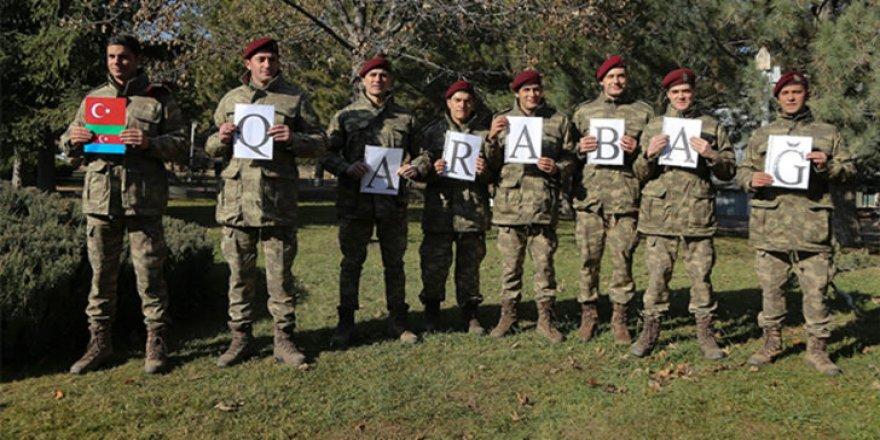 Savaşçı dizisinden Karabağ'a anlamlı destek