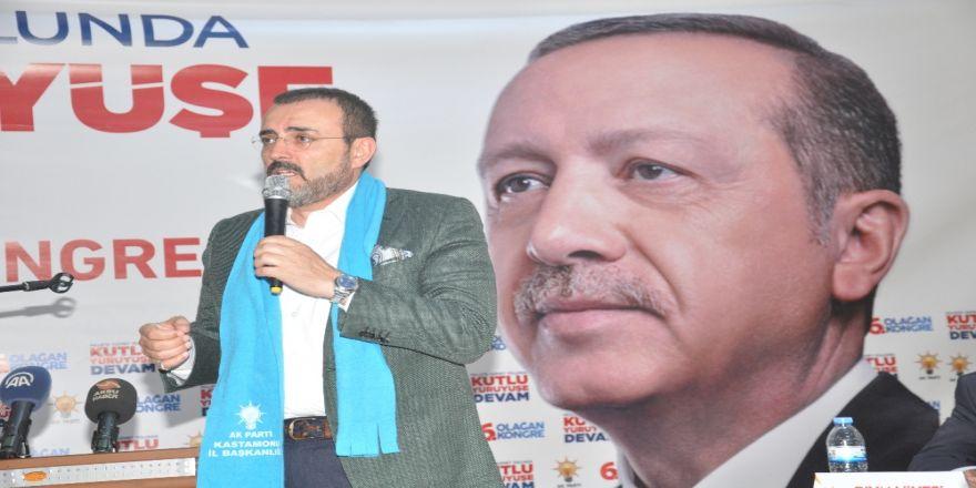 """""""Ambargoyu Değil, Türkiye Ve Erdoğan'ı Konuşuyorlar"""""""