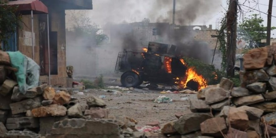 Yemen'de çatışmalar tırmandı