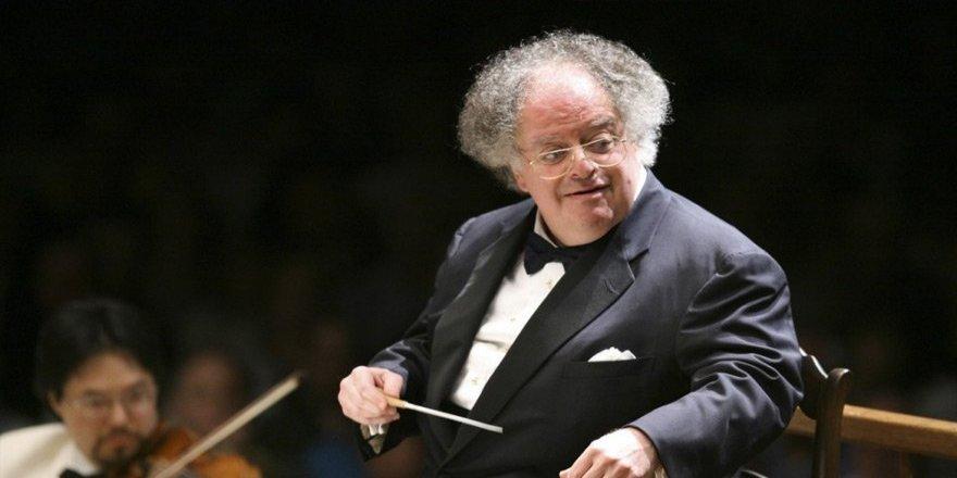 Ünlü orkestra şefine cinsel taciz suçlaması