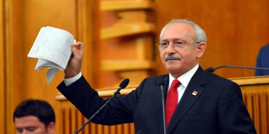 Kılıçdaroğlu'na AYM'den bir şok daha!