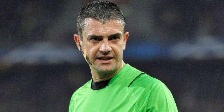Leipzig-Beşiktaş maçını Kassai yönetecek