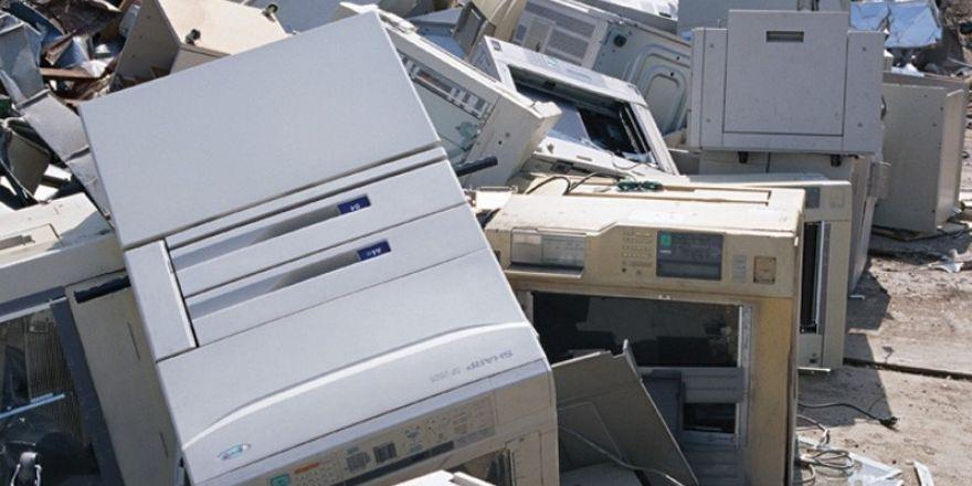 Sakarya'da 2016 yılında 10 bin 170 kilogram elektronik atık toplandı