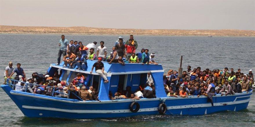 Fas'ta bu yıl 55 bin göçmen yakalandı