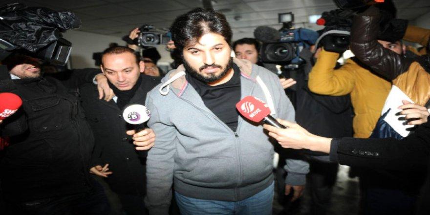 Zarrab'ın, ABD'ye gitmeden önceki ifadesi ortaya çıktı