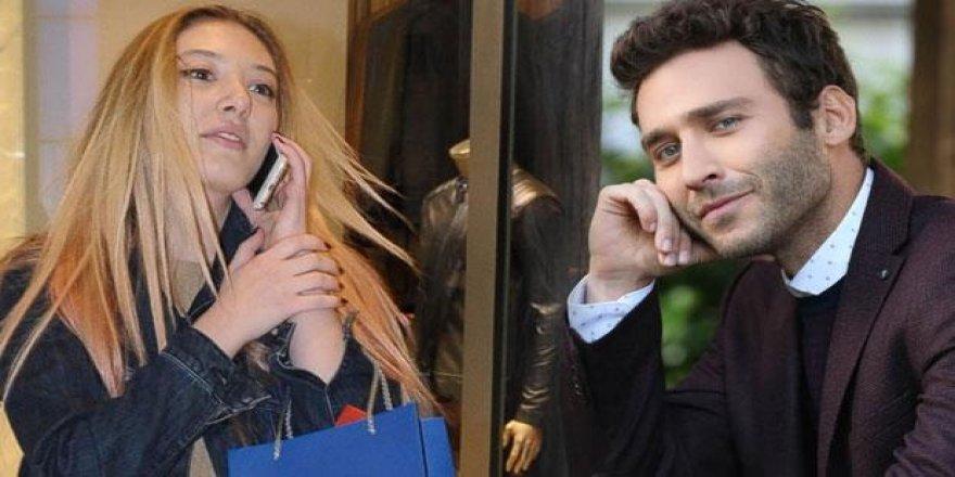 Yasmin Erbil aşk haberlerine son noktayı koydu!