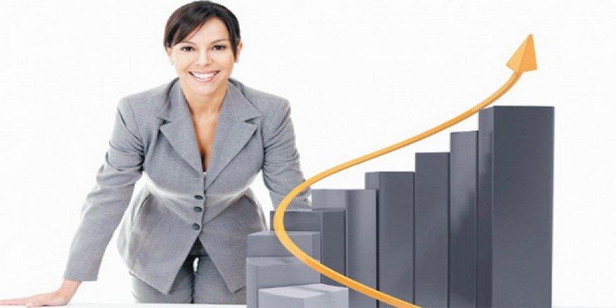 Başarılı kadın girişimcilere toplamda 50 bin lira ödül dağıtıldı