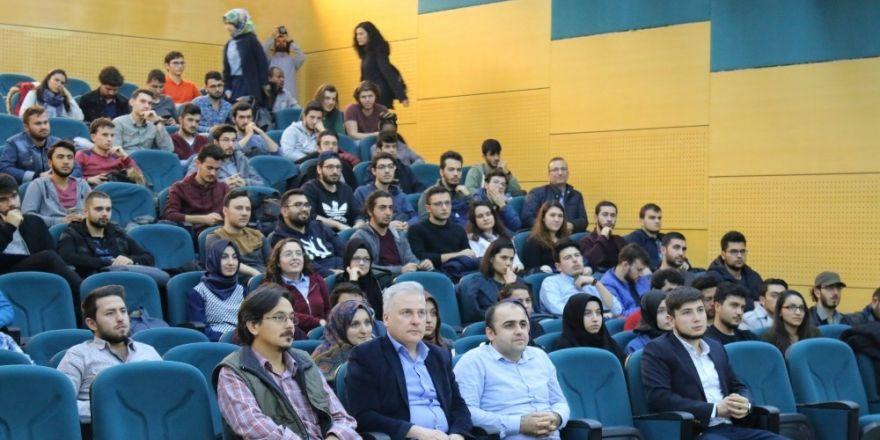"""""""Gömülü Sistemler Girişimcilik"""" etkinliği SAÜ'de düzenlendi"""