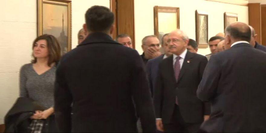 CHP lideri Kılıçdaroğlu Londra'ya gitti