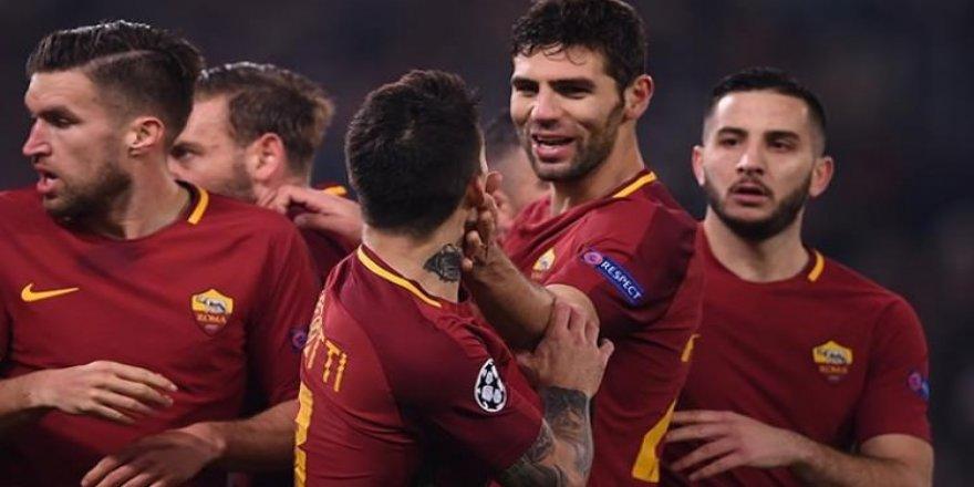 Roma'dan çifte vurgun