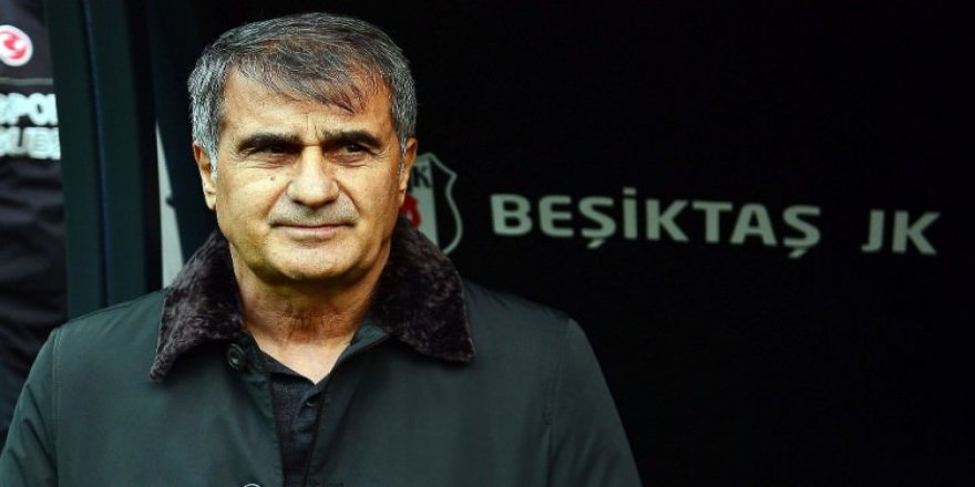 Şenol Güneş'ten UEFA'ya tepki