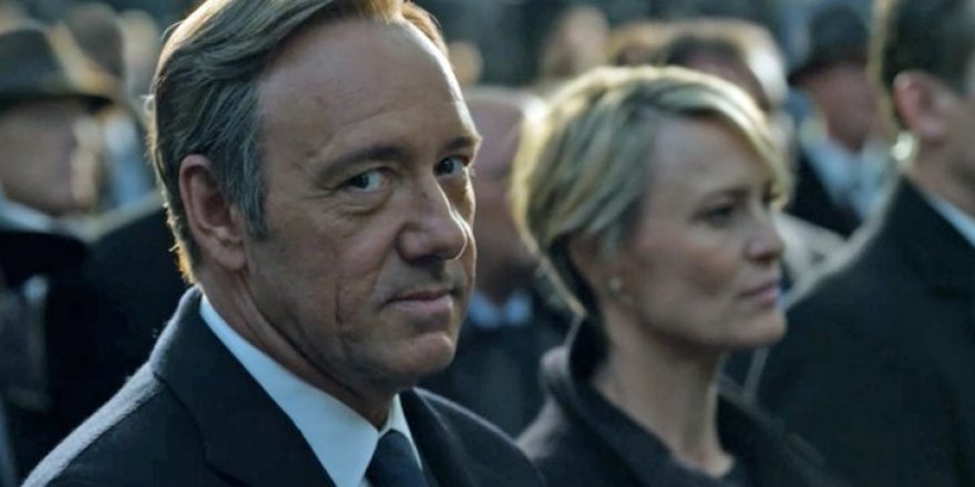 Netflix'ten House of Cards için son karar!