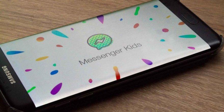 Çocuklara özel Messenger Kids yayınladı