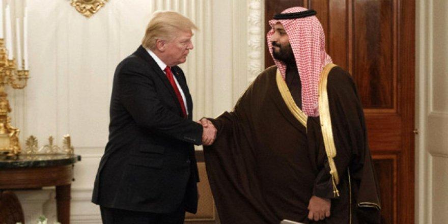 ABD ve Suudi Arabistan'ın Kudüs planı ifşa oldu!