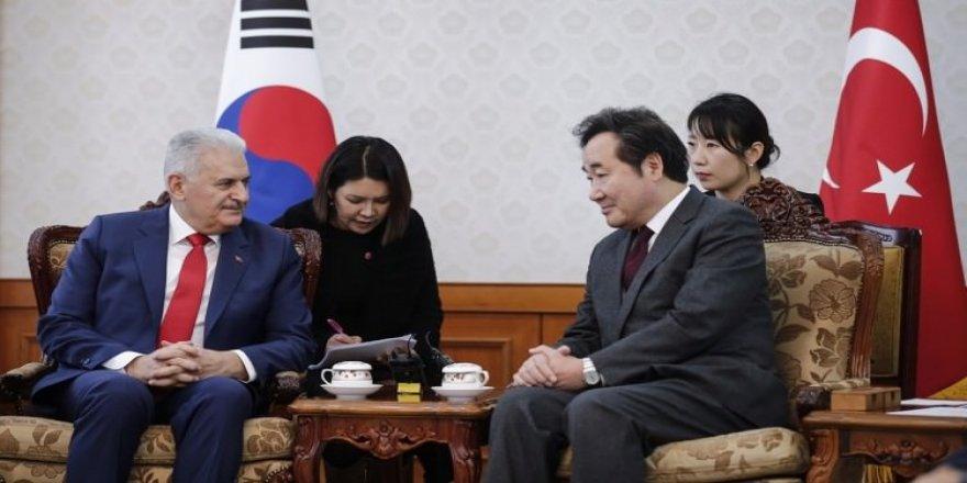 Başbakan'dan stratejik ortaklık çağrısı