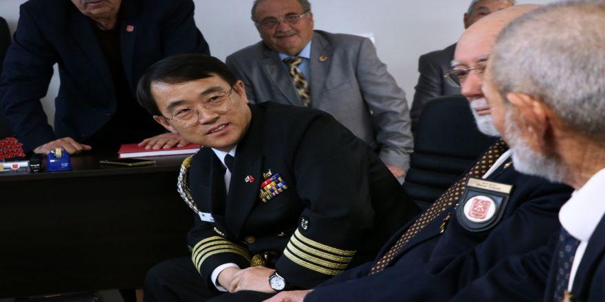 Güney Kore Askeri Ataşesi Park'tan 'Ayla' yorumu