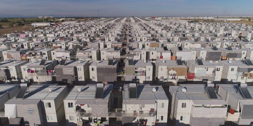 Dünyanın en büyük konteyner kenti Adana'da