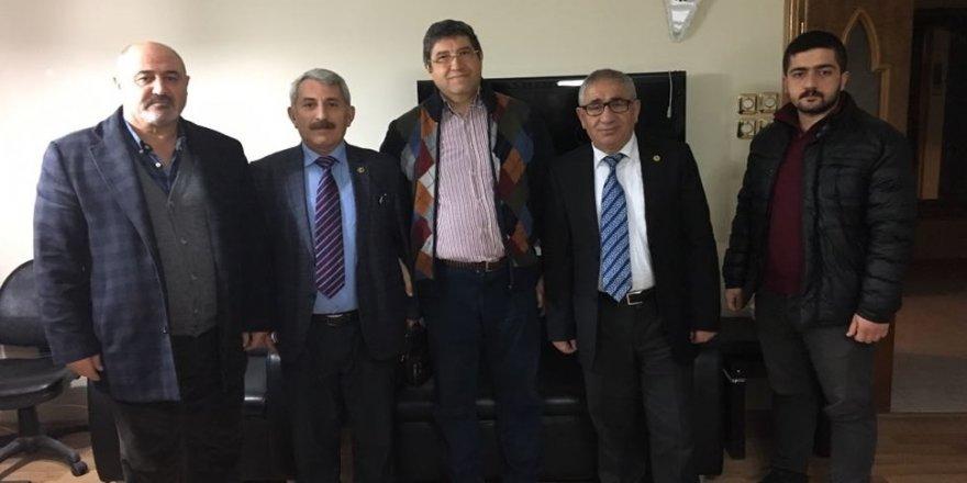 Ardahanlılar Derneği'nden KAISİAD'a ziyaret