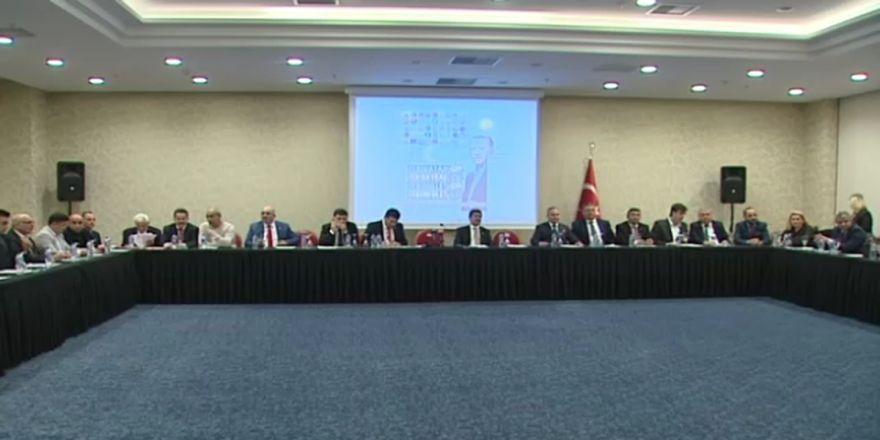 Koruculardan Cumhurbaşkanı Erdoğan'a destek