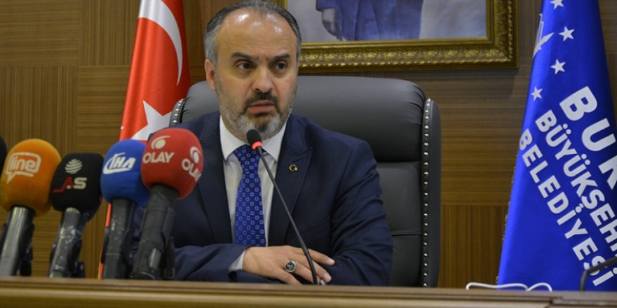 Bursa Büyükşehir Belediyesi'ne 2 milyar 650 milyon liralık bütçe