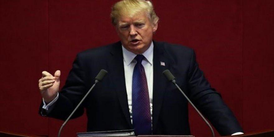 Trump'tan S.Arabistan'a çağrı!
